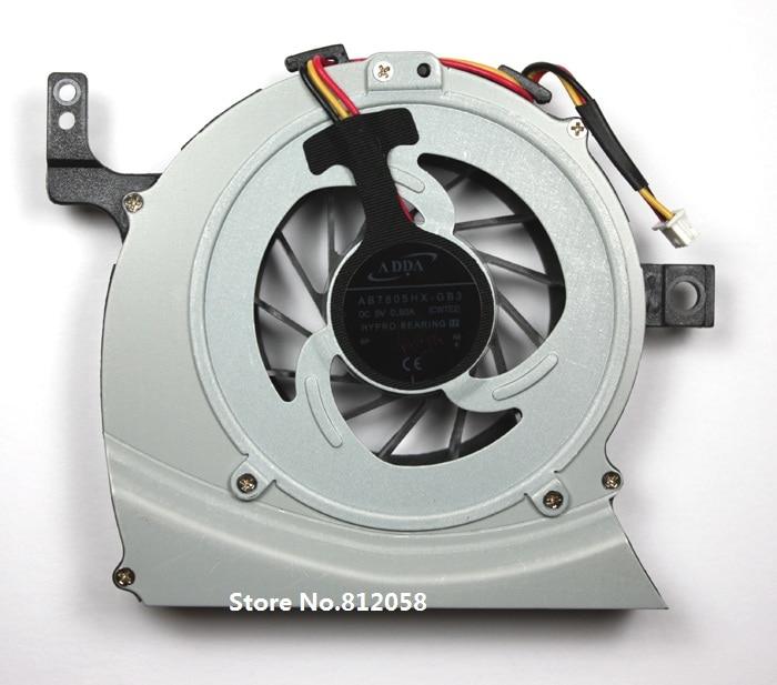 Laptop CPU Cooling Fan for Toshiba Satellite L645D AB7805HX-GB3 Satellite L635-S3020BN