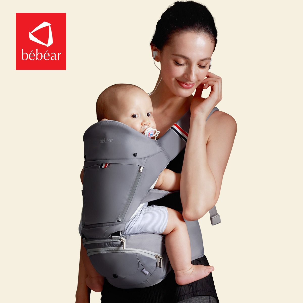 Newborn Baby Carrier Adjustable Infant Front Facing Hipseat Prevent O-type Legs Ergonomic Sling Backpacks Kid Position Lap Strap Mother & Kids