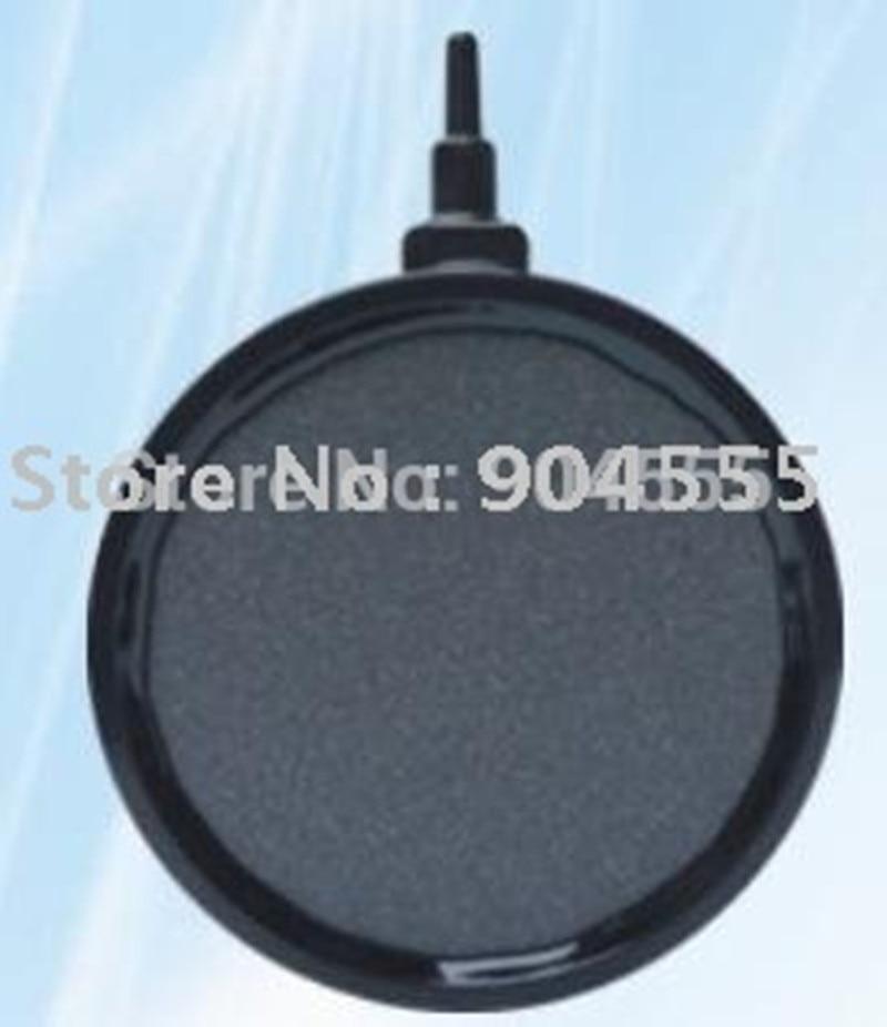Bubble stone,sintered carborundum air stone, aquarium air diffuser disk type 100mm stone