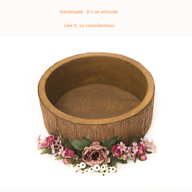 SHANNY Children photography props Tub Newborn Photo Props Creative ...