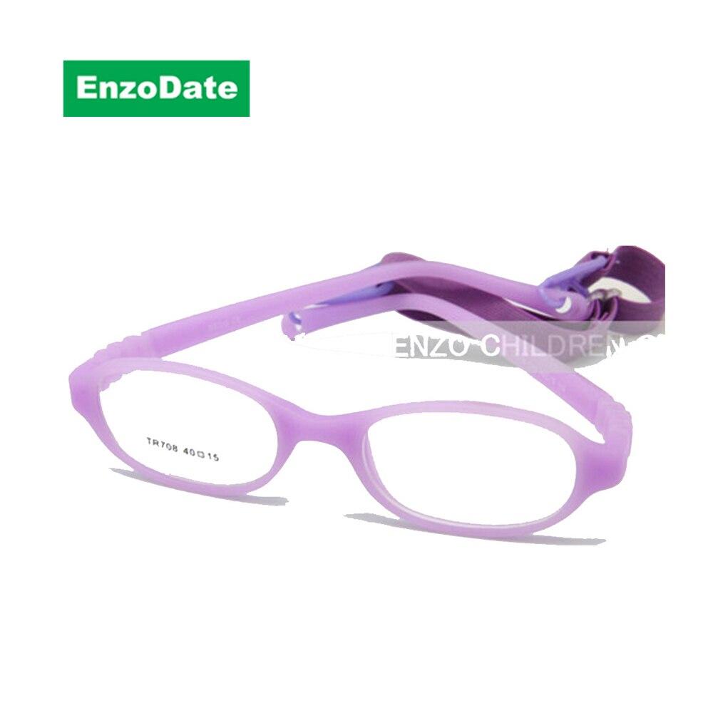 Baby Brille Rahmen mit Gurt & Regelmäßige Linsen Größe 40/15, keine ...