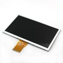 Новый 7 0-дюймовый дисплей RGB интерфейс емкостный сенсорный экран