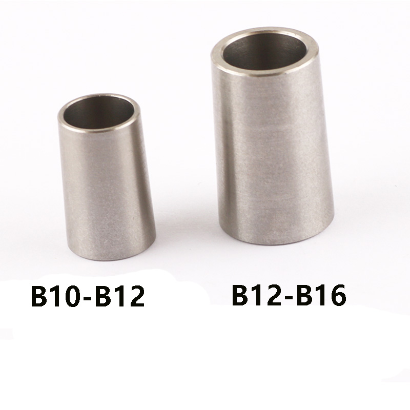 B10-B12-B12-B16 Conversion Bit Drill chuck Conversion sleeve Variable Diameter Milling Machine chuck Conversion BarrelB10-B12-B12-B16 Conversion Bit Drill chuck Conversion sleeve Variable Diameter Milling Machine chuck Conversion Barrel