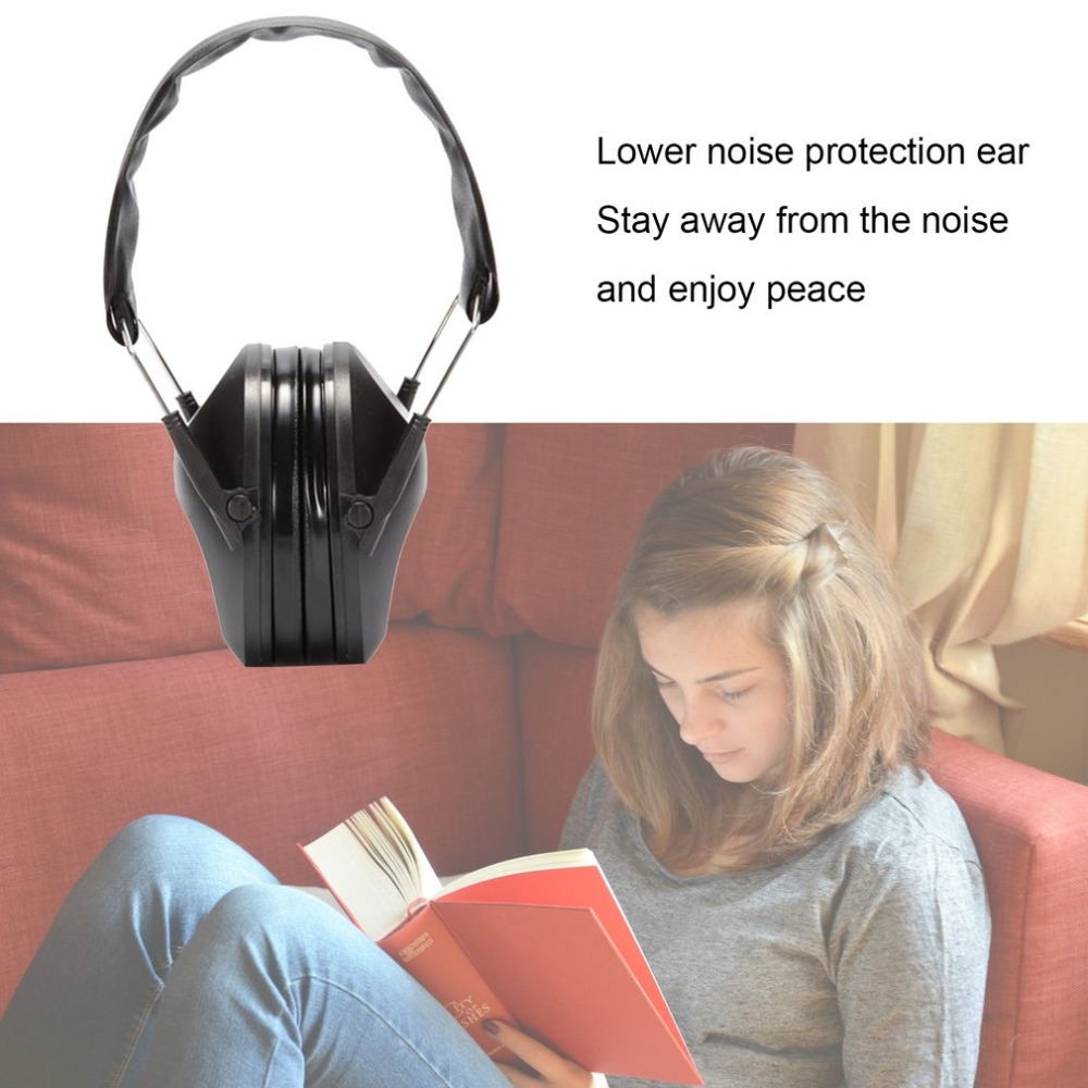 все цены на Tactical Shooting Earmuff Adjustable Foldable Anti-Noise Noise Canceling Soft Padded Headset for Sport Hunting Military онлайн