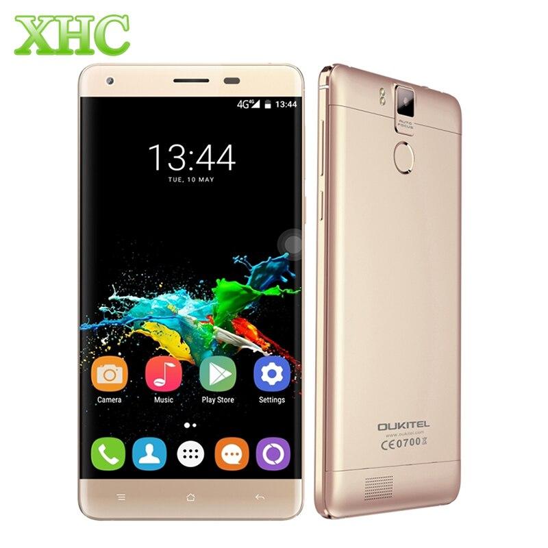 4G OUKITEL K6000 Pro font b Smartphone b font 32GB 3GB 16MP Camera 5 5inch 6000mAh