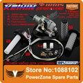 Keihin de 30 mm PZ30 IRBIS TTR250 Tuning sintonizado Power Jet acelerar bomba carburador + Visiable Twister + Cable + Kit de reparación + apretones