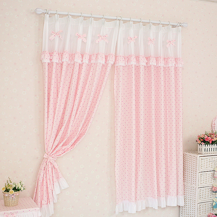 Custom Made New 2016 Modern Window Curtain Valance Drapes Chinese Sheer Curtains For Kids Bedroom Luxury