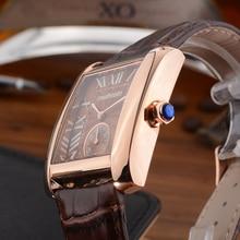 2018 new watch men fashion casual watch stainless steel 30 meters waterproof watch free shipping