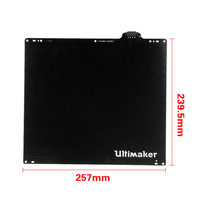 Hotbed Heater Bed With Germany Electric Parts for 3D Printer Ultimaker 2 UM2 SGA998
