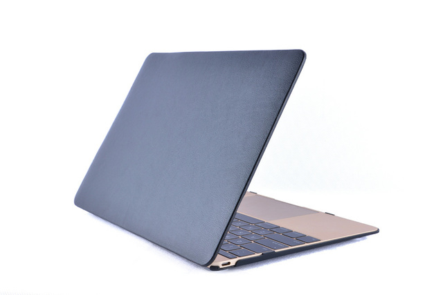ZVE Retro Leather Case for MacBook 1
