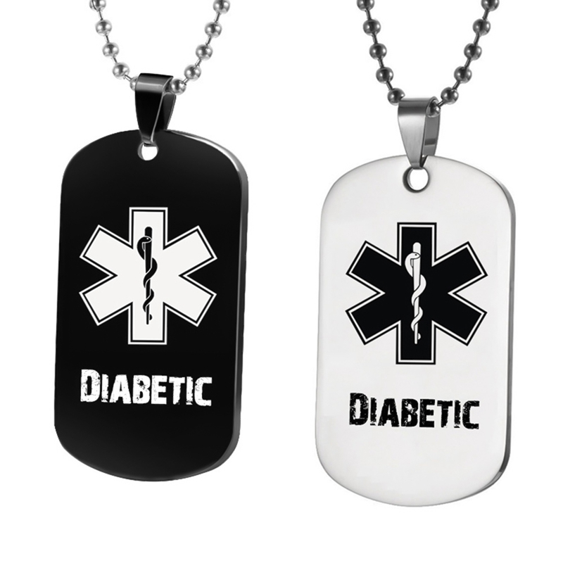 símbolos médicos de diabetes