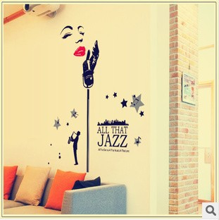 Jazz Wall Decor Makipera