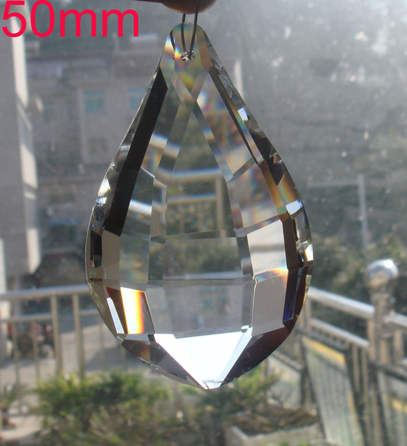 1152pcslot 50mm hot sale pipa shape crystal chandelier part pendant 1152pcslot 50mm hot sale pipa shape crystal chandelier part pendant suncatcher crystal chandelier parts aloadofball Image collections