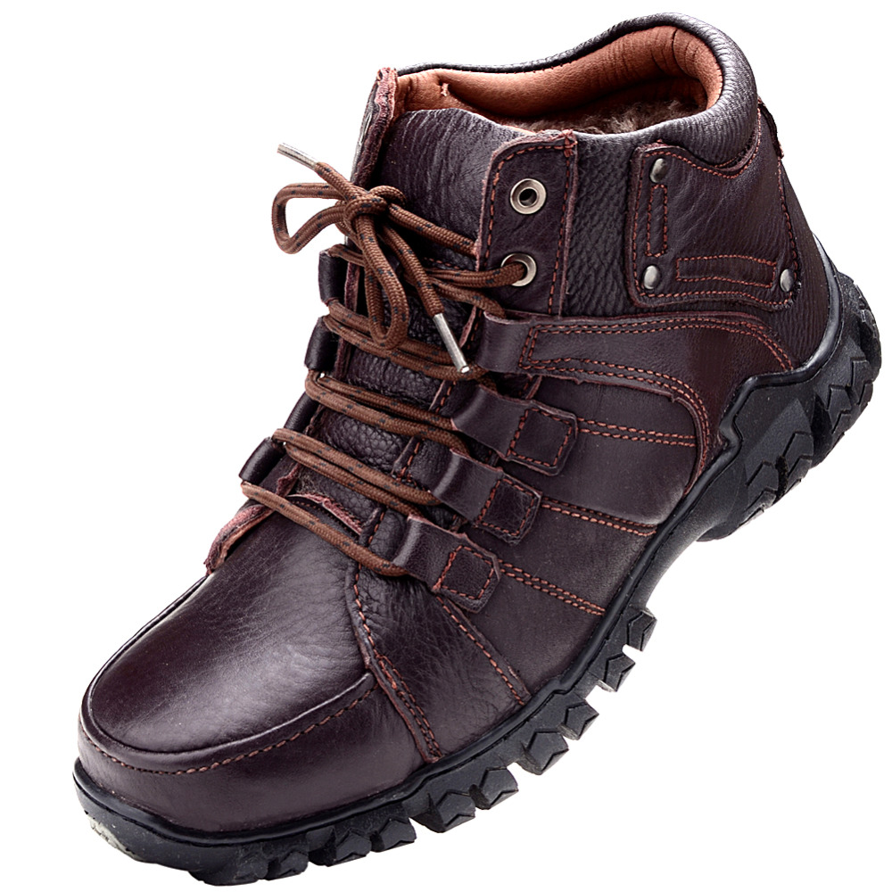 2016 winter boots new stylish s outdoor shoes lace up