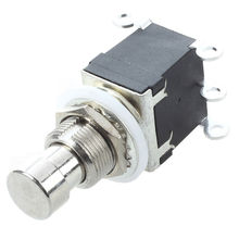 цена на Brand New 6Pins DPDT Momentary Stomp Foot Switch for Guitar AC 250V/2A 125V/4A