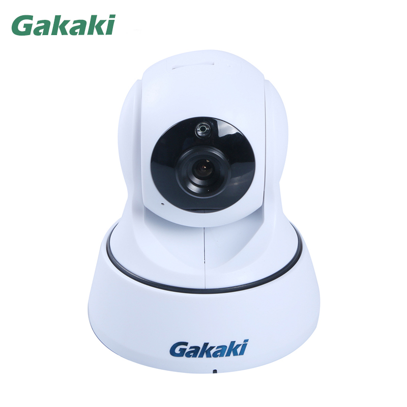 Gakaki HD 720P IP Camera Wireless Home Security Surveillance Camera Wifi Night Vision CCTV Camera Baby Monitor Home Protection new home security ip camera wireless wifi camera surveillance 720p night vision cctv baby monitor hd infrared video surveillance