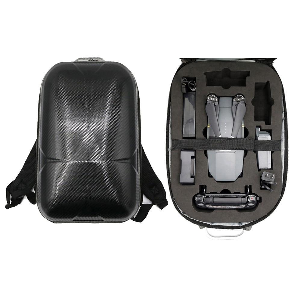 цена на Drones Bag For Dji Spark Hard Shell Carrying Backpack Bag Case Waterproof Anti-Shock For DJI Mavic Pro New