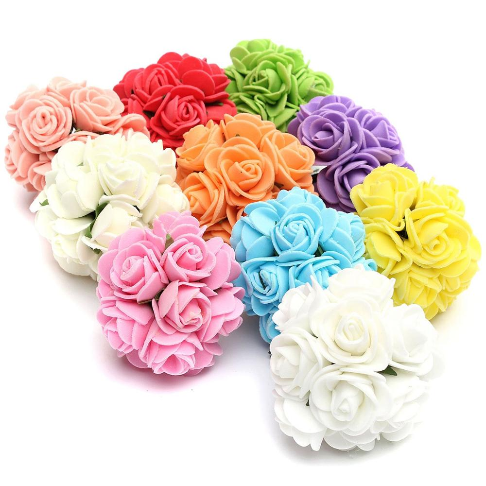Flowers For Card Making Diy Colorful Paper Flowers For Scrapbooking