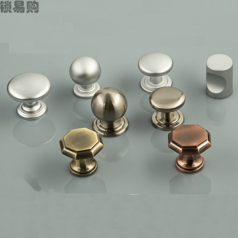 1pc Single Hole Door Pulls Handles Cabinet Drawer Knob Kitchen Cupboard Door Knobs Home Decor Hardware Accessories MBS5011 furniture drawer handles wardrobe door handle and knobs cabinet kitchen hardware pull gold silver long hole spacing c c 96 224mm