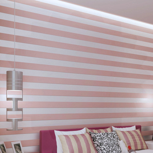 comprar d papel pintado paredes rayas verticales no tejido papel tapiz de tela wallpaers pared del rollo de papel pintado pared mural dp