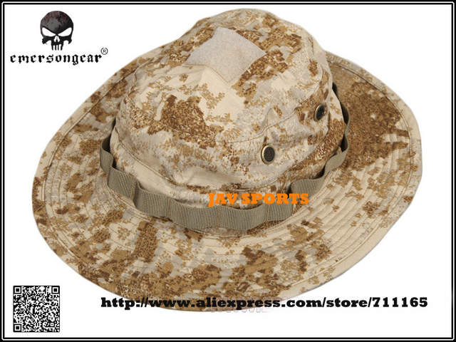 c2aa19b4c67 placeholder Emerson Outdoor Hat Men New PenCott Sandstorm Desert Camouflage Hat  Military Boonie Hat+Free shipping