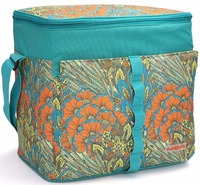 MIER Large Insulated Lunch Cooler Bag Picnic Bag for Picnic, Beach, Travel, Fishing