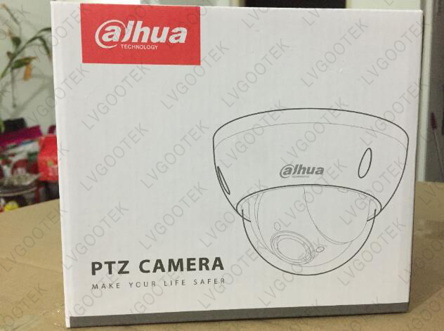 Dahua SD22404T GN 4MP 4x PTZ Network Camera IVS WDR POE IP66 IK10 Upgrade from SD22204T GN With Dahua LOGO& Wall Mount PFB203W - 4