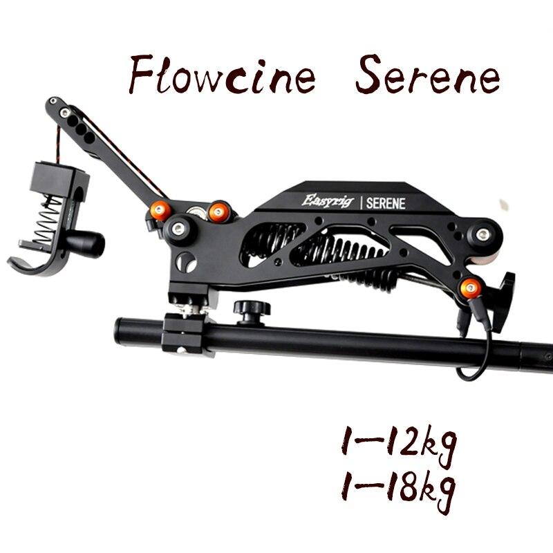 Like EASYRIG flowcine serene arm film camera dslr DJI Ronin 3 AXIS gimbal stabilizer Gyroscope Gyro steadicam Steady support