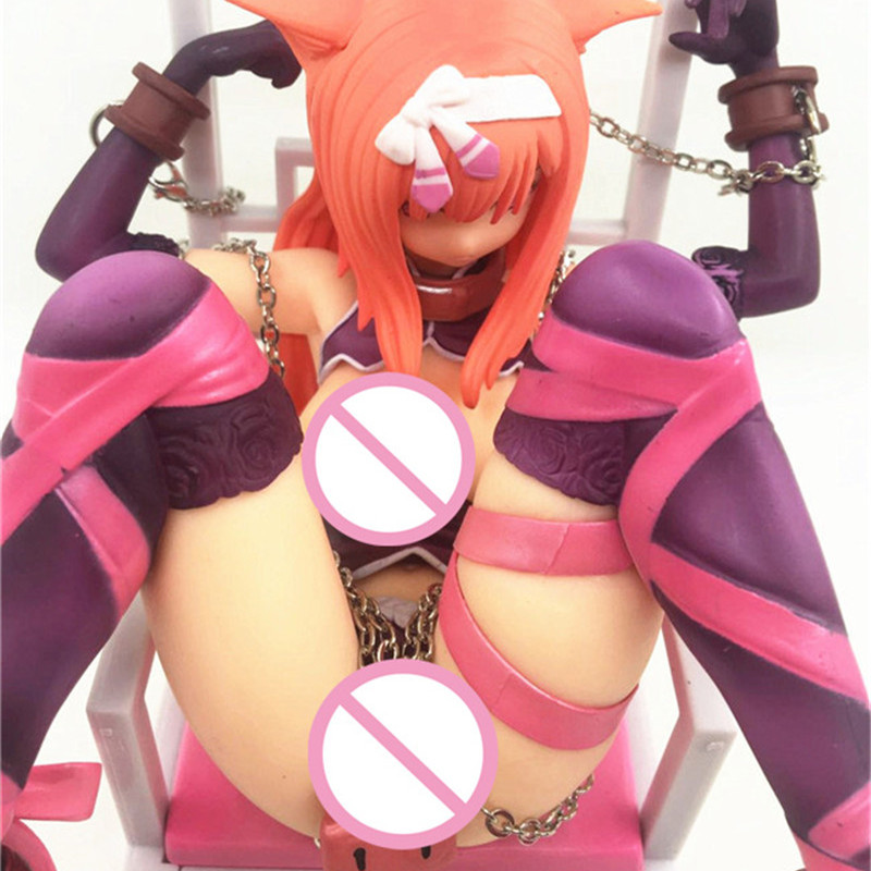 15CM Hot Anime Planet of the Cats Cat And Chairs Chu kana 1/8 PVC New Anime Figure Collectible Model Toy Gift Collectible Model 5