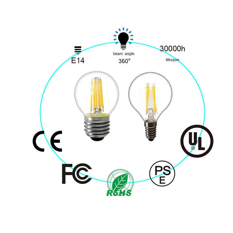 220V E14 светодиодный лампы 220V E27 светодиодный ламп накаливания E27 СВЕТОДИОДНЫЙ передвижной лампой с возможностью прикрепления на 25 Вт, 40 Вт, 50 Вт, ручная сборка накаливания E27 A60 лампа Эдисона лампа