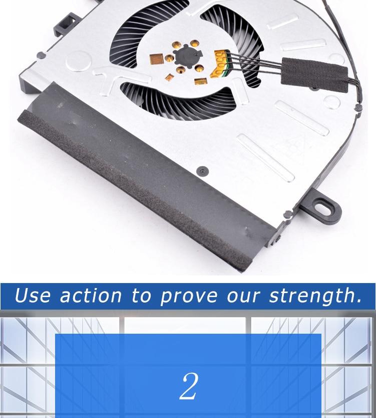 Original Delta NS75C18-16J02 DC5V 0.50A laptop ultra-thin built-in CPU cooling fan