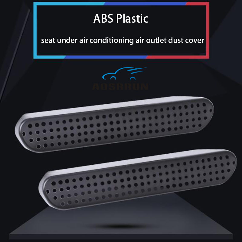 Abs Plastic Seat Under Air Conditioning Air Outlet Dust