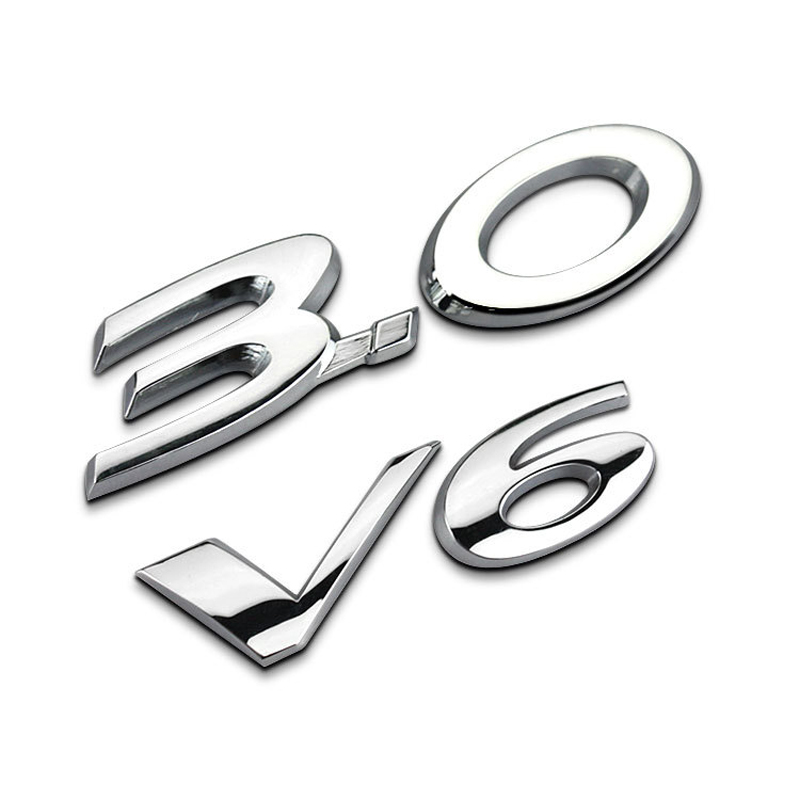 Car 3D Sticker Emblem for Jaguar XF XJ XJ S XJ 6 X Type XE