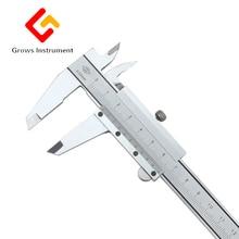 One-way claw 0-1000mm cursor caliper oil marking card stainless steel scale vernier caliper