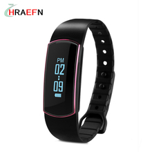 2017 SH07 Good band IP67 Waterproof Bracelet Sport Wristband Pedometer SmartBand Name Reminder health tracker for IOS Android