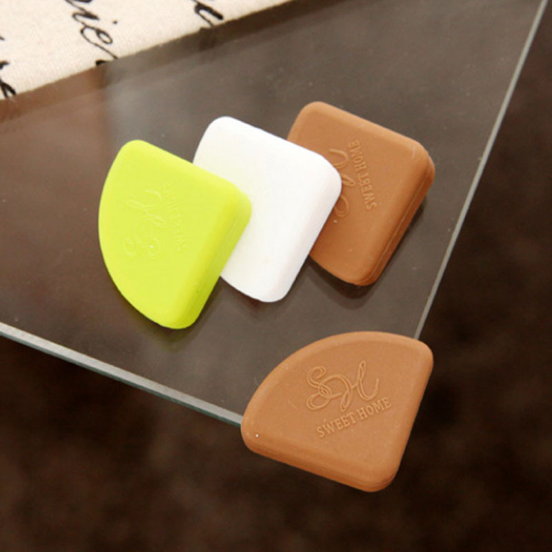 Soft Baby Safety Corner Protector Baby Kids Table Desk Corner Guard  Children Safety Edge Guards Silicone High Quality MU679127 In Edge U0026 Corner  Guards From ...