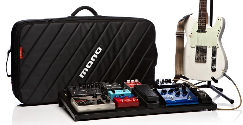 MONO M80 Pro Pedalboard Case Black