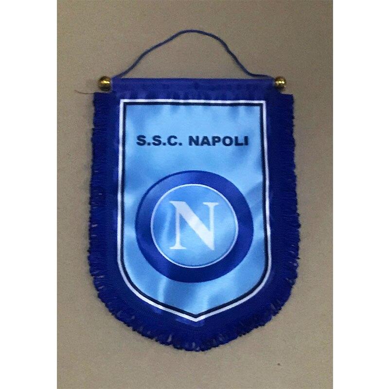 Vóór 1939 NAPOLI FOOTBALL FLAG 3x5FT 90x150CM