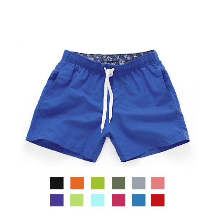 HOT Quick Dry Men   Shorts   New Brand Summer Casual Clothing Geometric   Shorts   Men   Board     Shorts   Adjustable Beach   Shorts   #B0