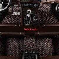 kalaisike Custom car floor mats for Haval All Models H1 H2 H3 H4 H6 H7 H5 H8 H9 M6 H2S H6coupe car styling auto accessories