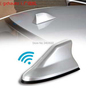 Бесплатная доставка Аэро антенна высокого качества AM/FM функциональный плавник акулы с двойной схемой технологии Подходит для Corolla Fielder