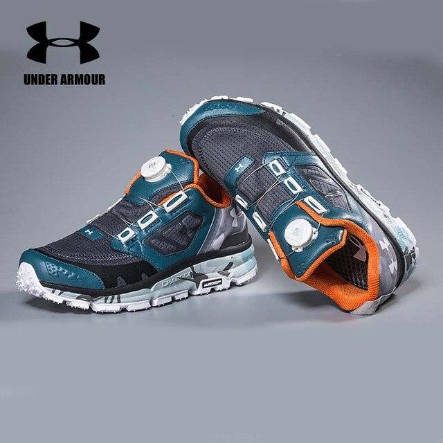 Under Armour Pria Sepatu Lari Pria Hangat Bantalan Sepatu Olahraga Zapatillas Hombre Deportiva Luar Ruangan Berjalan Jogging Sneakers