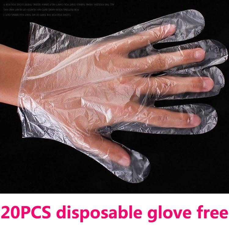 disposable glove 20pcs free