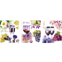 160*53 cm Needlework Embroidery Wine Glass 5d Diy Novelty DIY Diamond Embroidery DMC 447 Colours Crafts DP037 And Cross Stitch