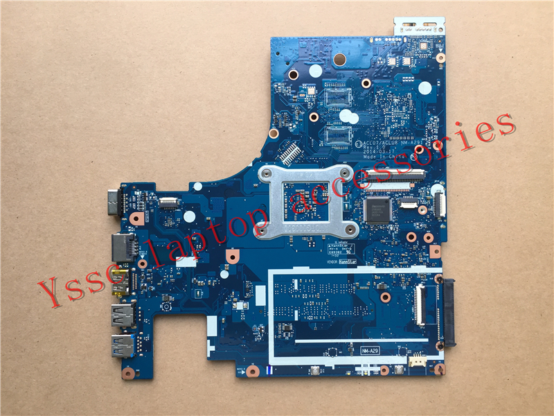 ACLU7 ACLU8 NM A291 Motherboard For Lenovo Z50 75 G50 75M Laptop Motherboard For AMD 7500
