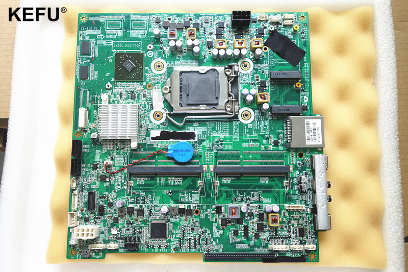 Suitable For Lenovo B320 CIH61S V1.0 M7101z PIG41F system motherboard High quanlity !with TV Port