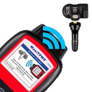Image 4 - Autel MaxiTPMS TS508K TPMS 타이어 압력 진단 서비스 도구, 4 Pcs 315MHz MX 센서 및 433MHz 호환 밸브