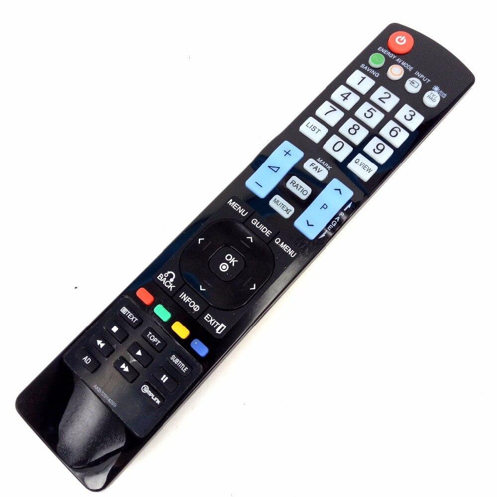 NEW remote control For LG LCD LED TV AKB72914209 AKB72914296 AKB74115502