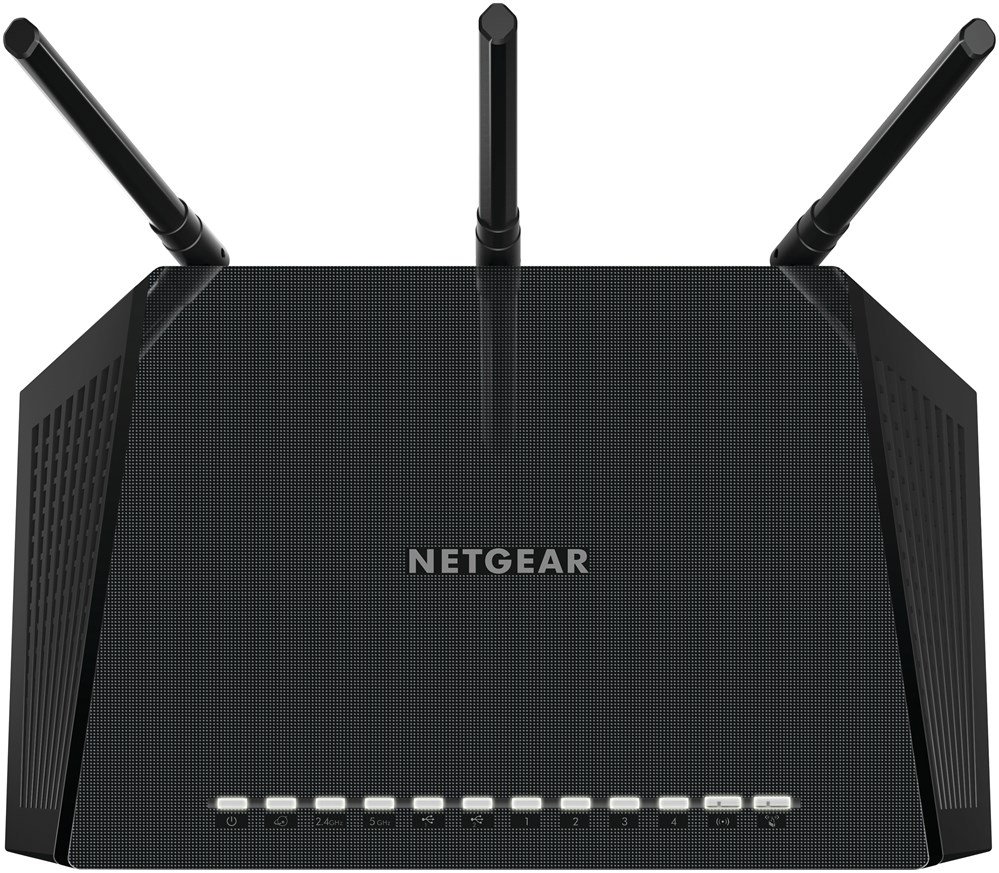 Netgear R6400, Doble Banda (2,4 GHz / 5 GHz)