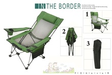 garden picnin chair outdoor fishing green blue grey color folded stool
